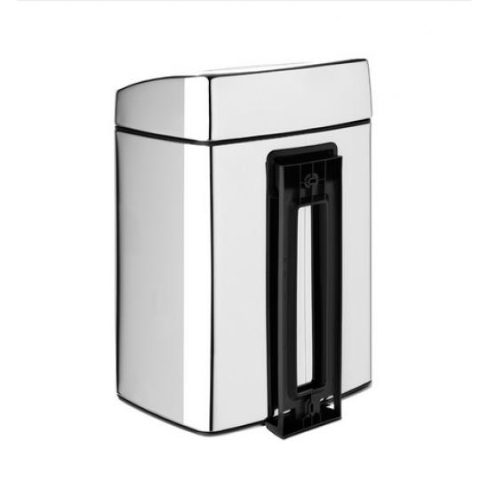Cos de gunoi Touch Bin, 10L - Otel stralucitor
