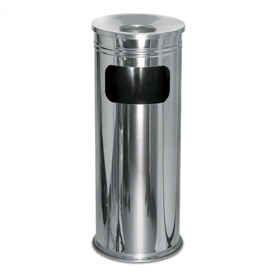 Cos gunoi cu scrumiera 27 litri