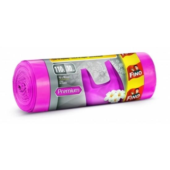 Fino Pungi Gunoi HD 110 L Color 10 buc