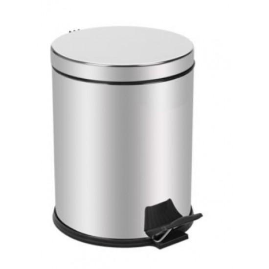 Cos gunoi metalic 30 litri, inchidere soft