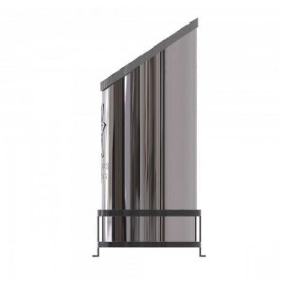 GOTHENBURG A Cosuri moderne pentru colectare selectiva pentru spatii publice, 3x36L, inox