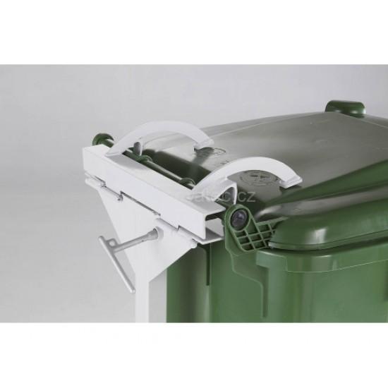 Stativ pentru recipientul din plastic de 240 l MEVATEC