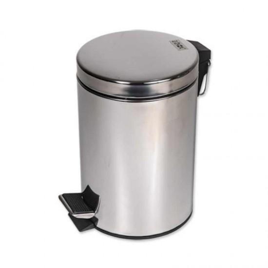 Cos gunoi din inox, capacitate 40L