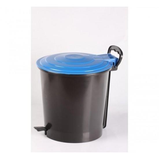 Cos gunoi cu pedala ERGO - 10 litri