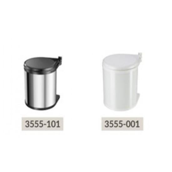 Cos Gunoi Hailo Compact Box M, 15L
